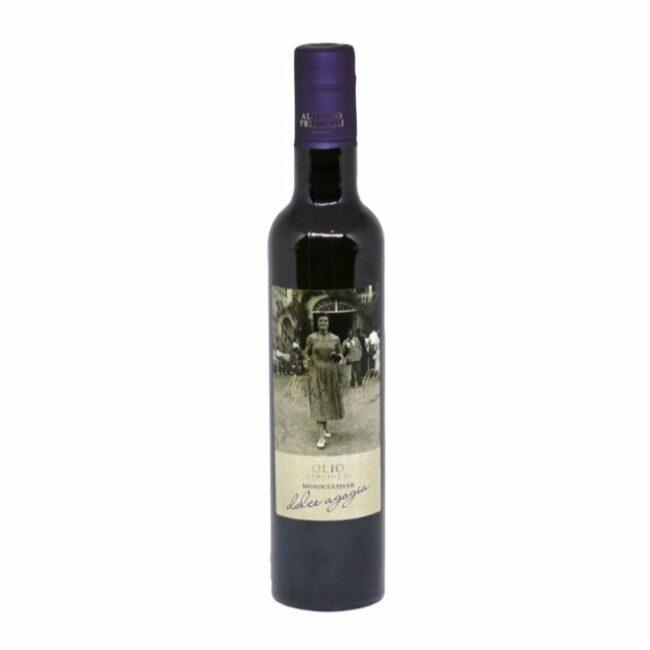 italiaanse extra vergine olijfolie -dolce agogia olijfolie alfonso priorelli umbrie