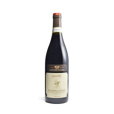 wijn-marida-cantine-povero-piemonte-italie