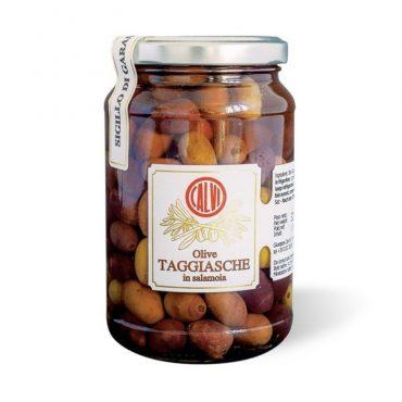 olijven-taggiasche-met pit-salamoia-olio calvi-ligurië-regina paola