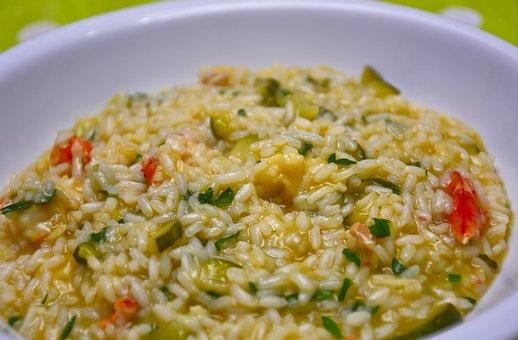 italiaanse risotto - recept - Regina Paola - Girino - Piemonte