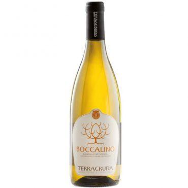 witte italiaanse wijn - BOCCALINO-TERRACRUDA-bianchello-le marche-regina-paola-wijn