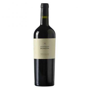 bonera-mandrarossa-sicilië-rode wijn-regina paola