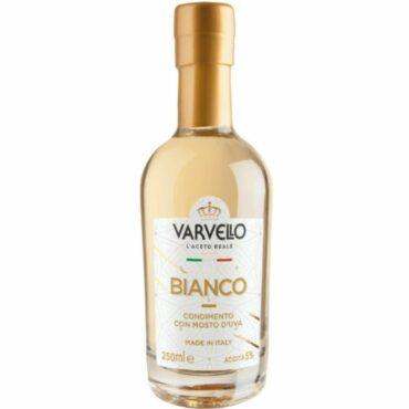 italiaanse balsamico - witte balsamico azijn - varvello - condimento bianco